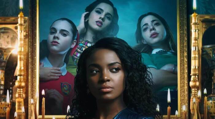 The Dead Girls Detective Agency season 3 key art