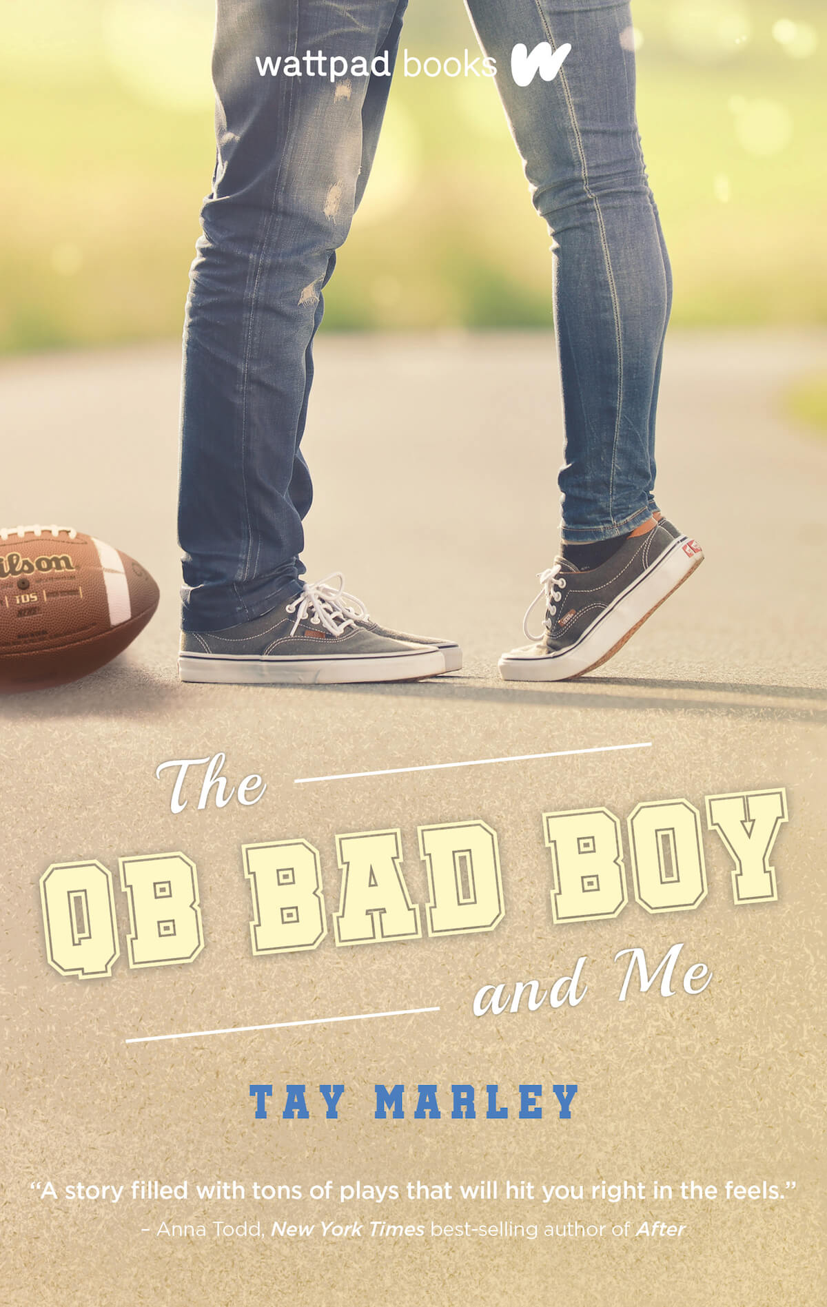 Interview With 'QB Bad Boy and Me' Author Tay Marley