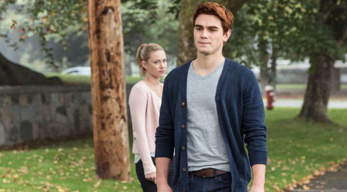 Archie Andrews and Betty Cooper
