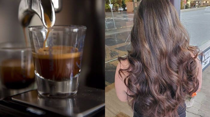 Coffee Hair Color