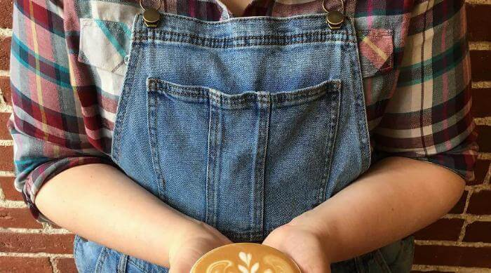Overalls and a Flannel Shirt