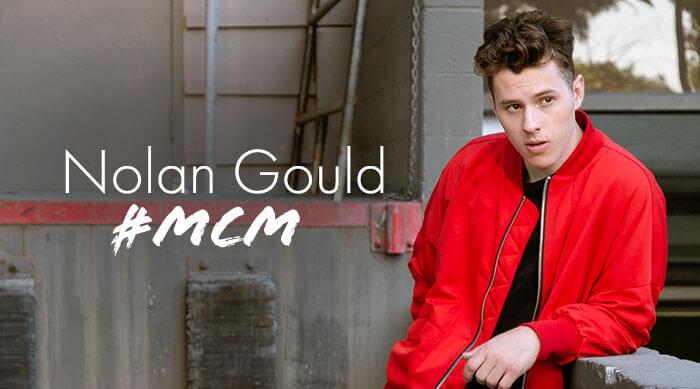 Nolan Gould Man Crush Monday