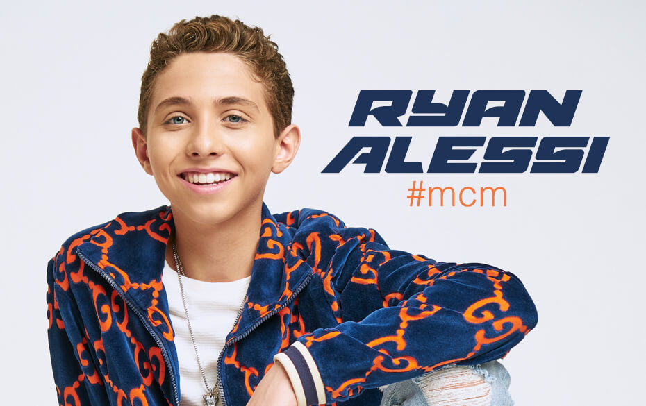 Ryan Alessi Man Crush Monday art