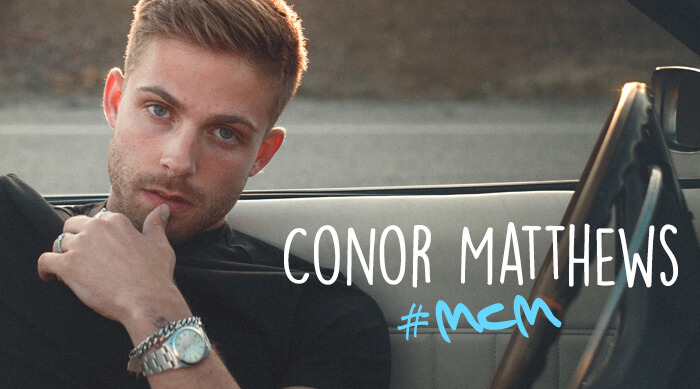 Conor Matthews Man Crush Monday
