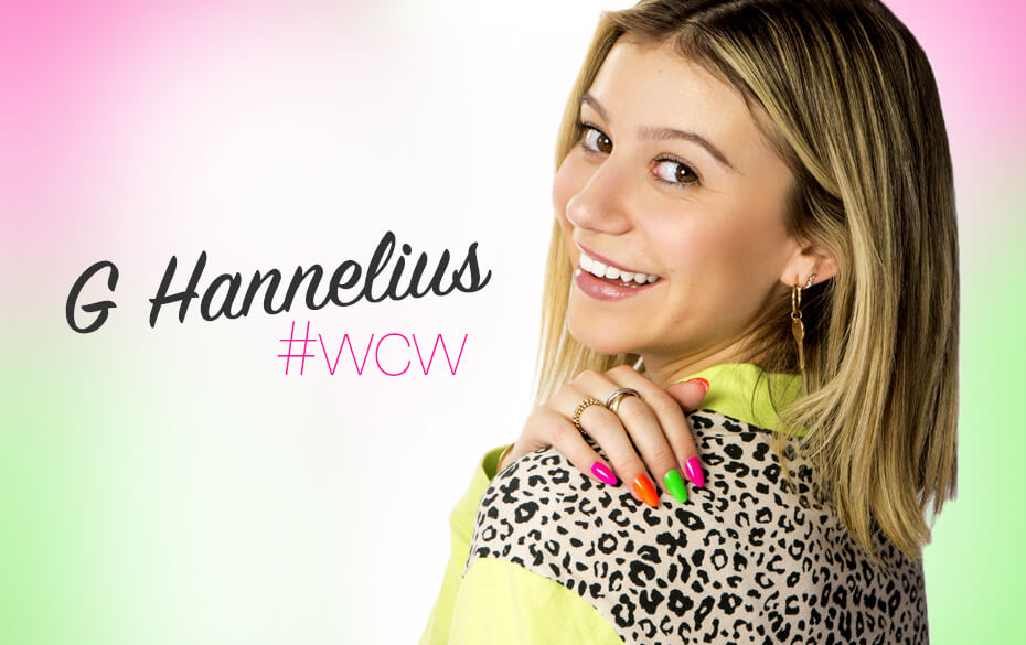 G Hannelius Woman Crush Wednesday