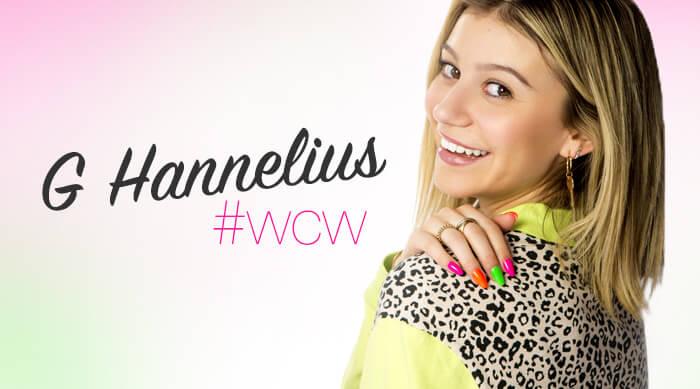 G Hannelius Woman Crush Wednesday