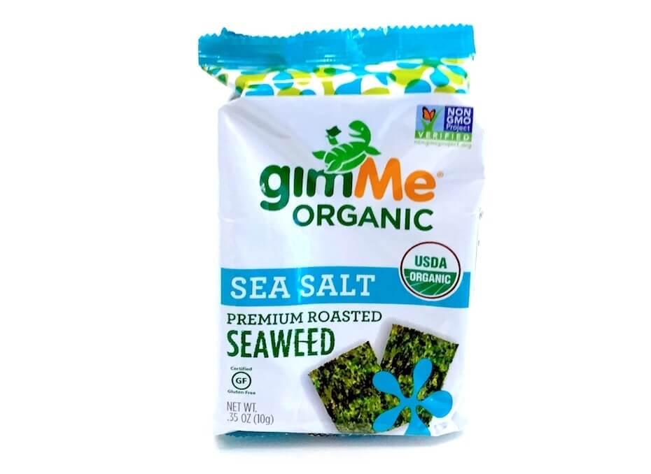 GimMe seaweed sea salt