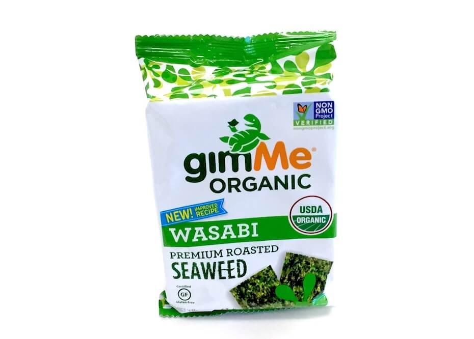 GimMe seaweed wasabi