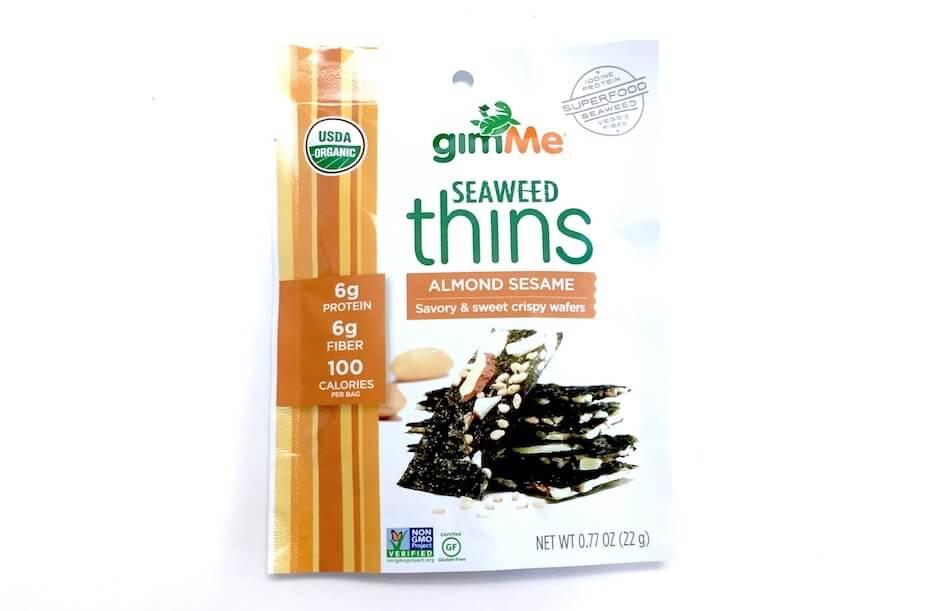 GimMe seaweed things almond sesame