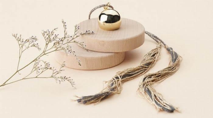 Ilado Acapulco Bell Necklace