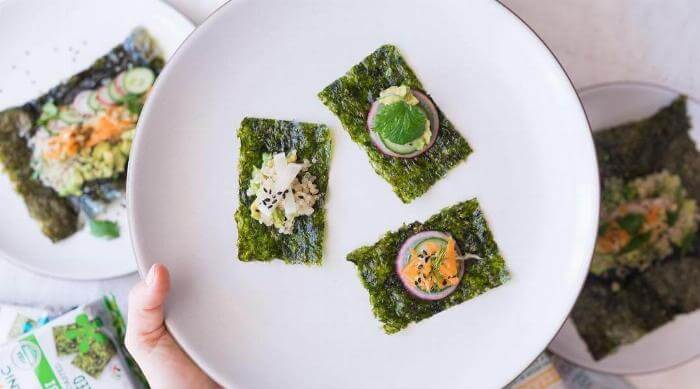Instagram: GimME Seaweed Snacks