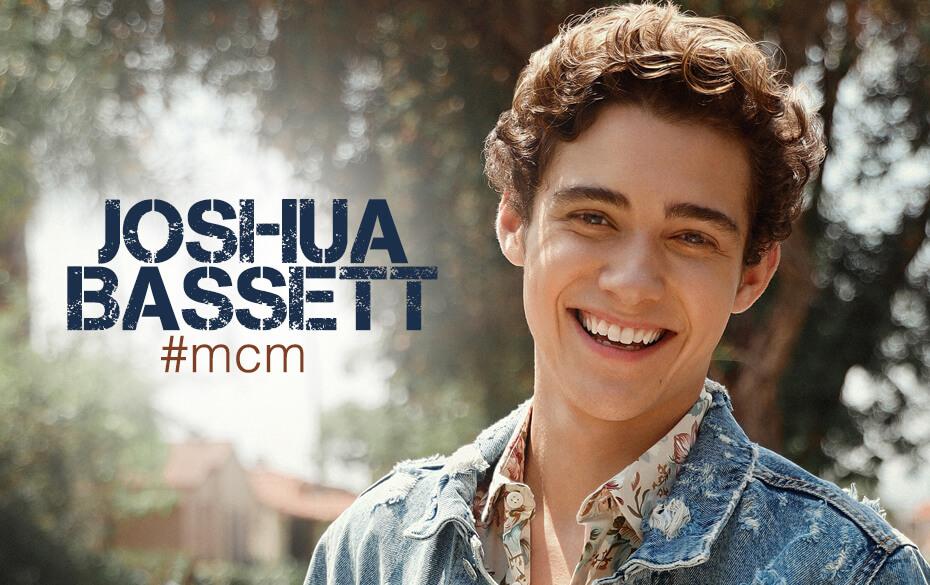 Joshua Bassett Man Crush Monday