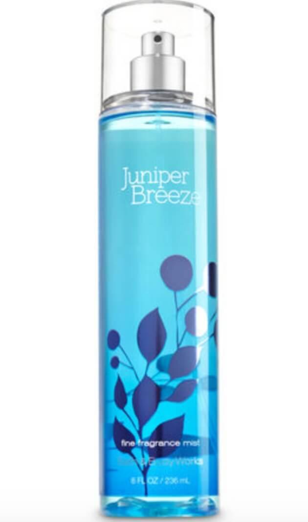 Bath & Body Works Juniper Breeze