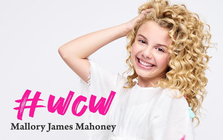Mallory James Mahoney Woman Crush Wednesday