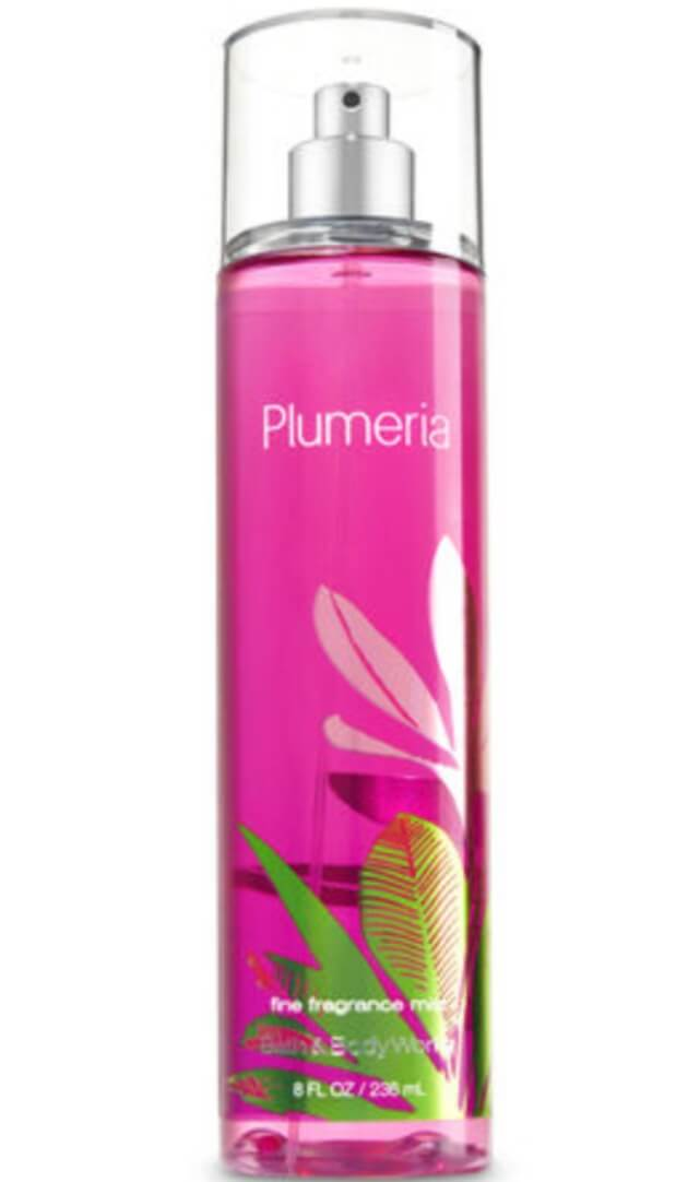 Bath & Body Works Plumeria