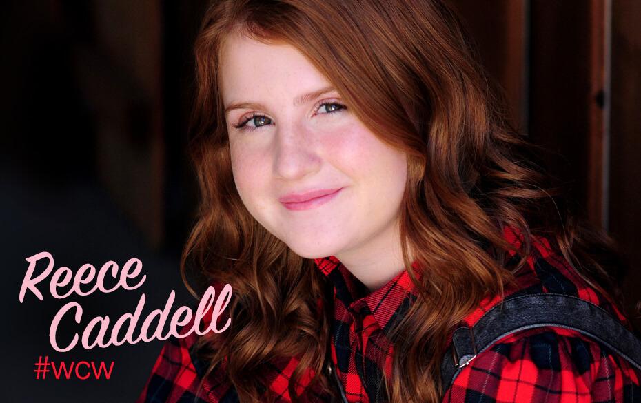 Reece Caddell Woman Crush Wednesday