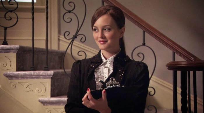 Blair Waldorf on a Mission