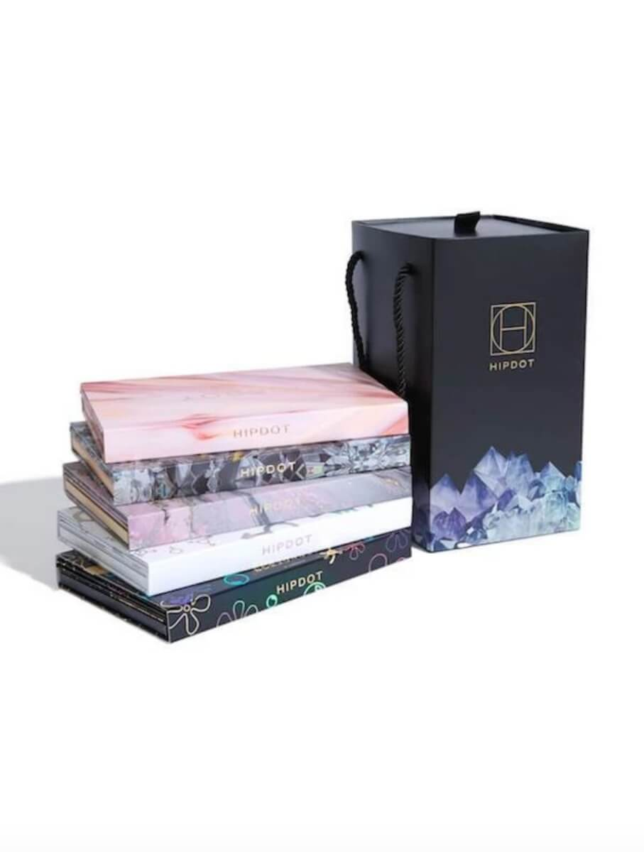 hip dot eye shadow palette gift set