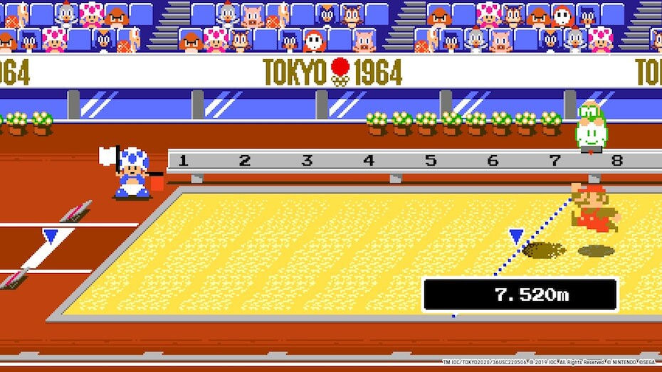 Mario and Sonic at the Olympic Games Tokyo 2020: Classic event