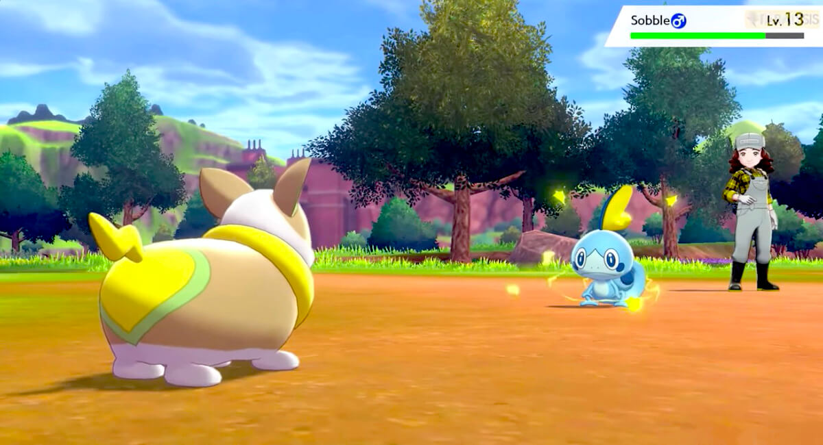 pokemon-sword-and-shield-sobble-paralysis