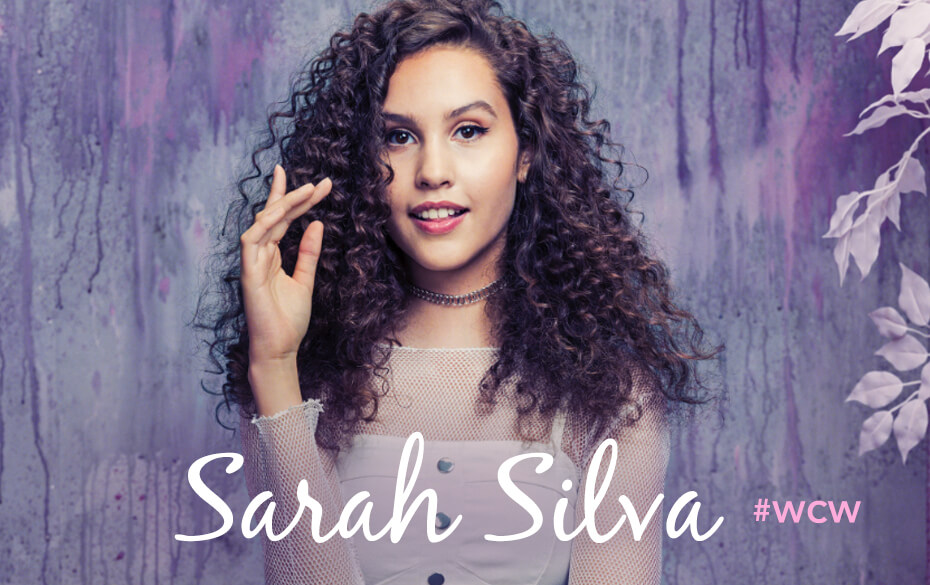 Sarah Silva Woman Crush Wednesday