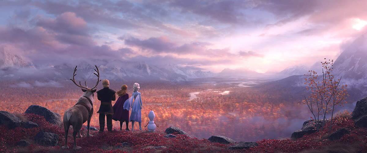 The Frozen II Cast