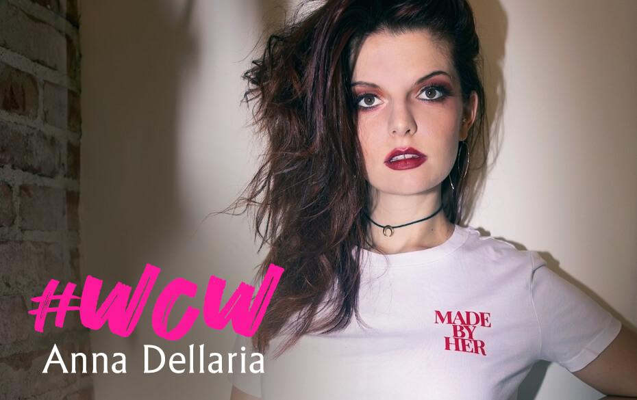 Anna Dellaria Woman Crush Wednesday
