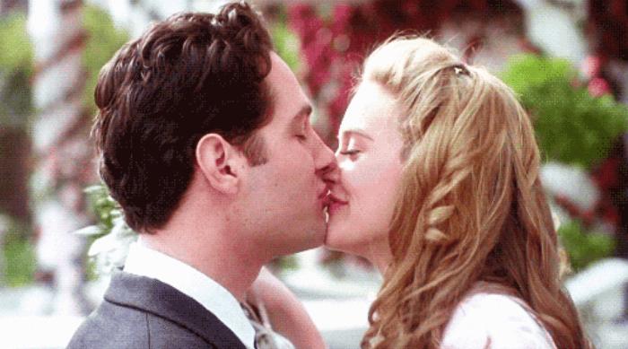 clueless movie kiss