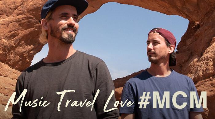 Music Travel Love Man Crush Monday