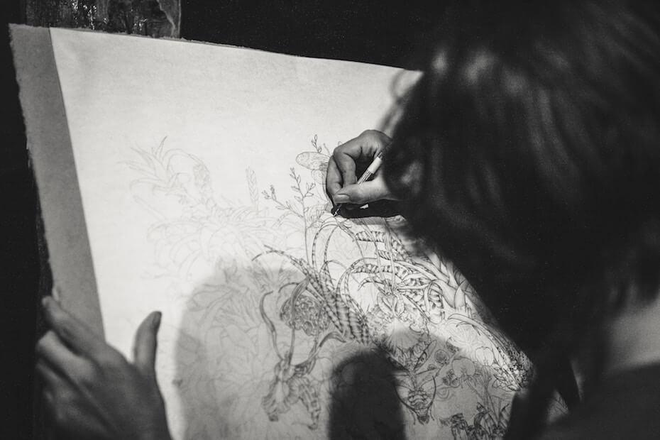 unsplash-goashape-woman-working-on-giant-floral-illustration-121219