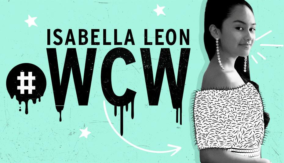 Isabella Leon Woman Crush Wednesday