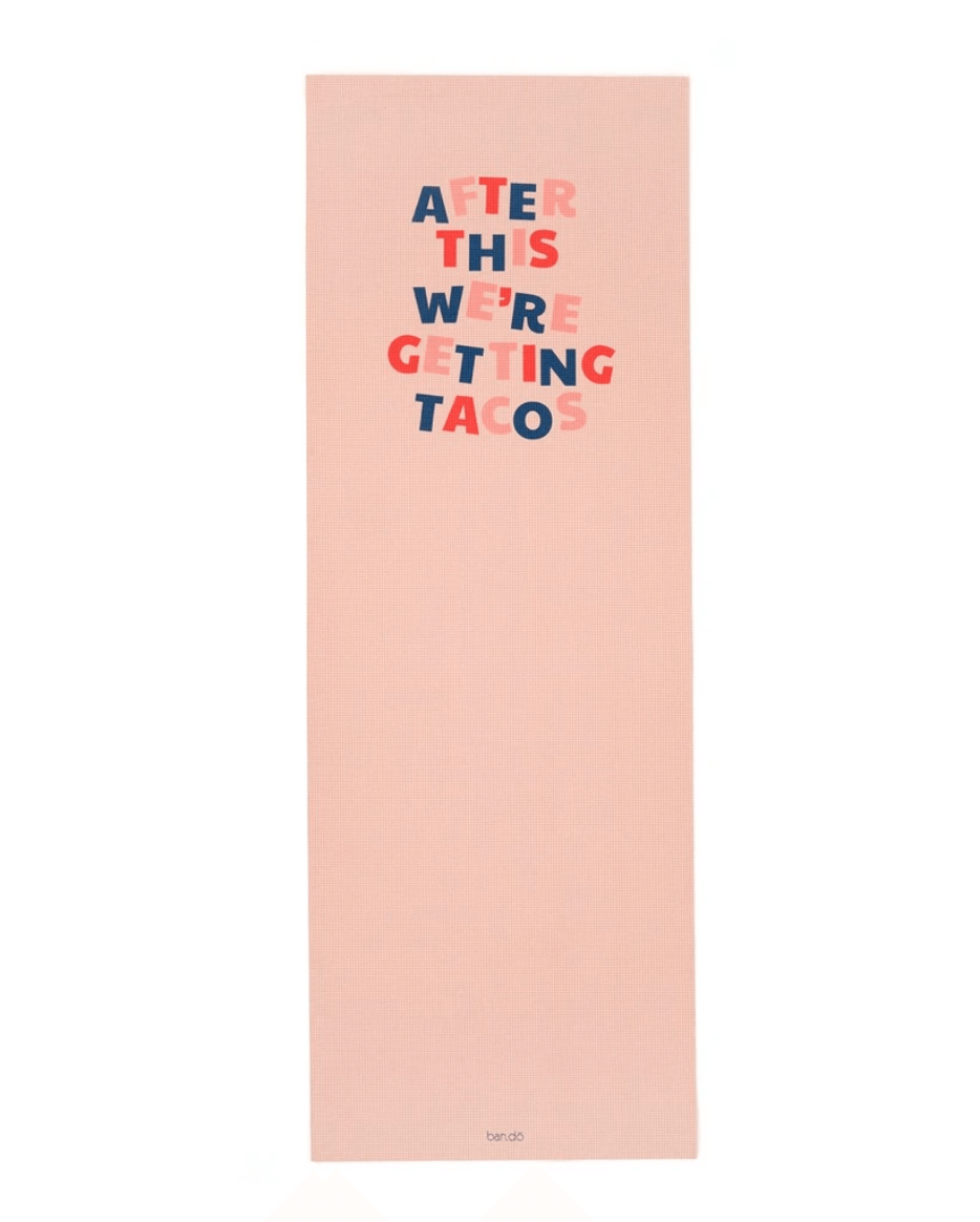 Work It Out Exercise Mat