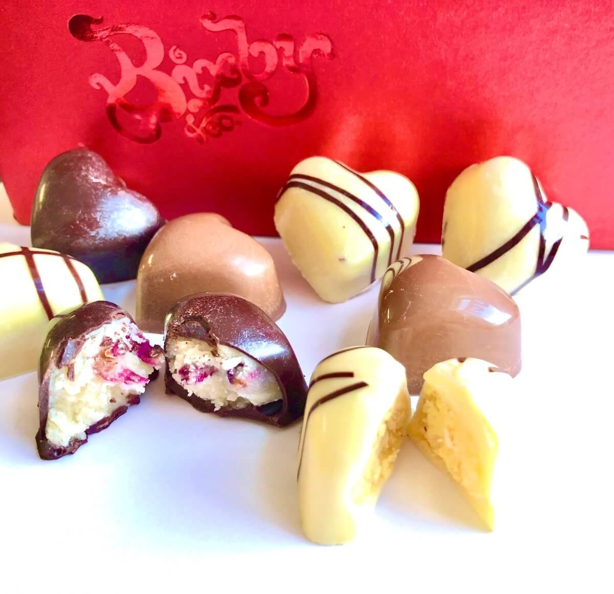 bixby and co chocolates