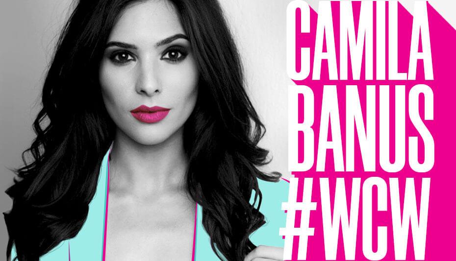 Camila Banus Woman Crush Wednesday