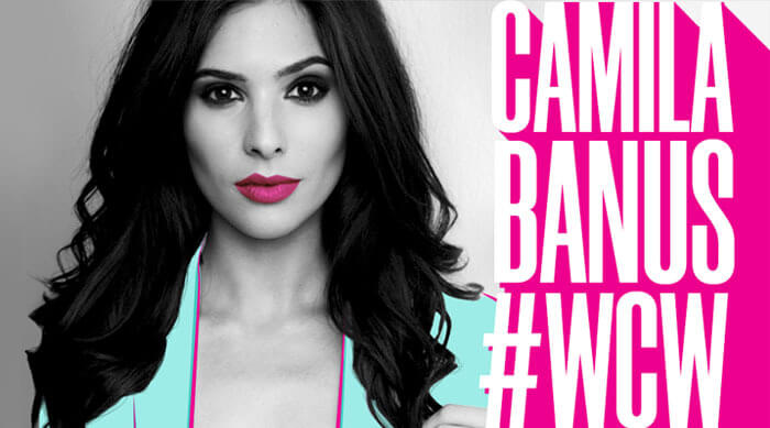 Camila Banus Woman Crush Wednesday