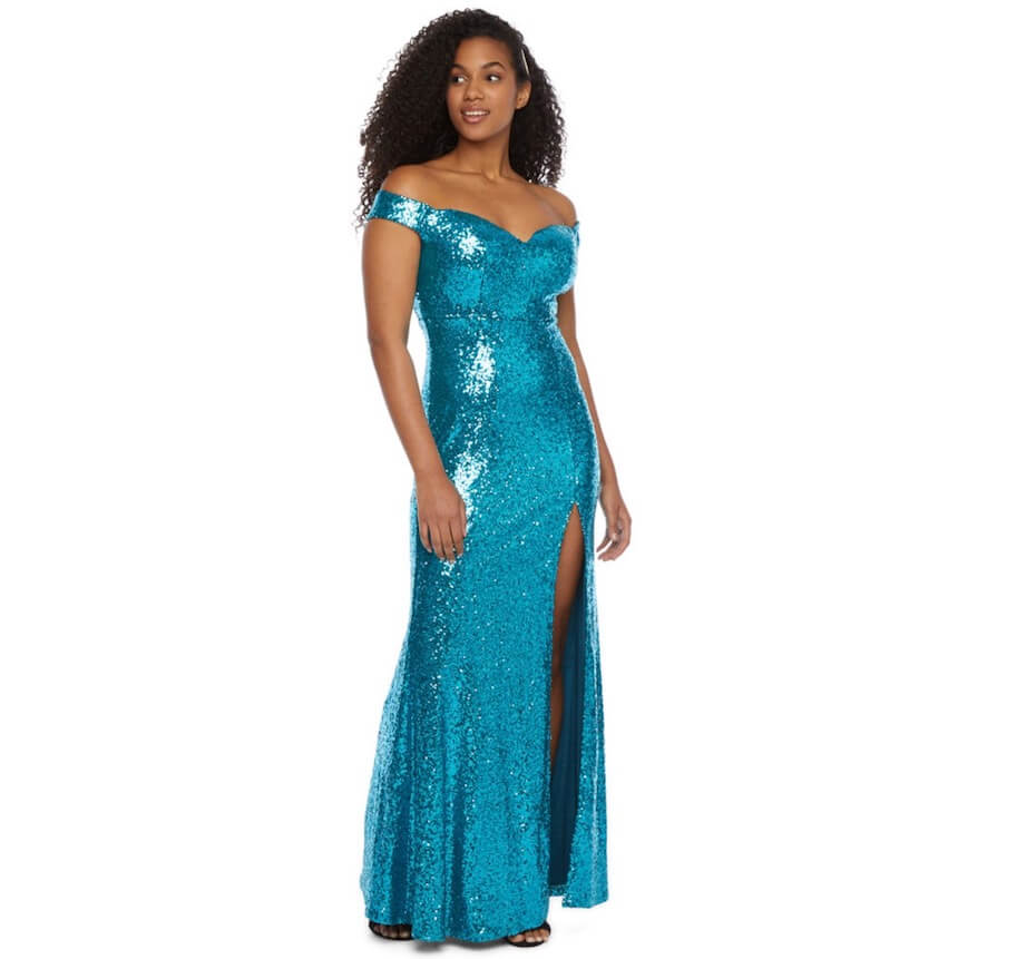 JCPenney Emerald Sundae Sleeveless Sheath Dress
