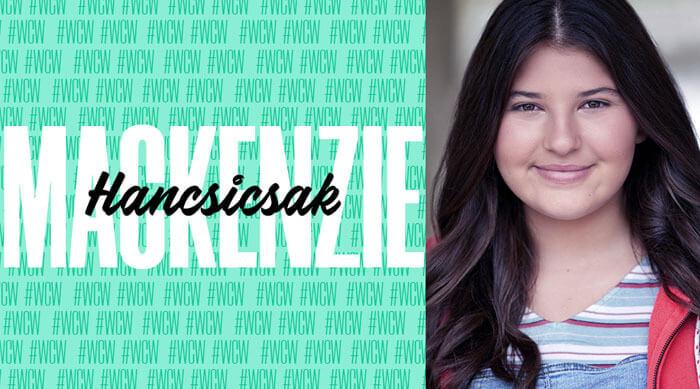 Mackenzie Hancsicsak Woman Crush Wednesday
