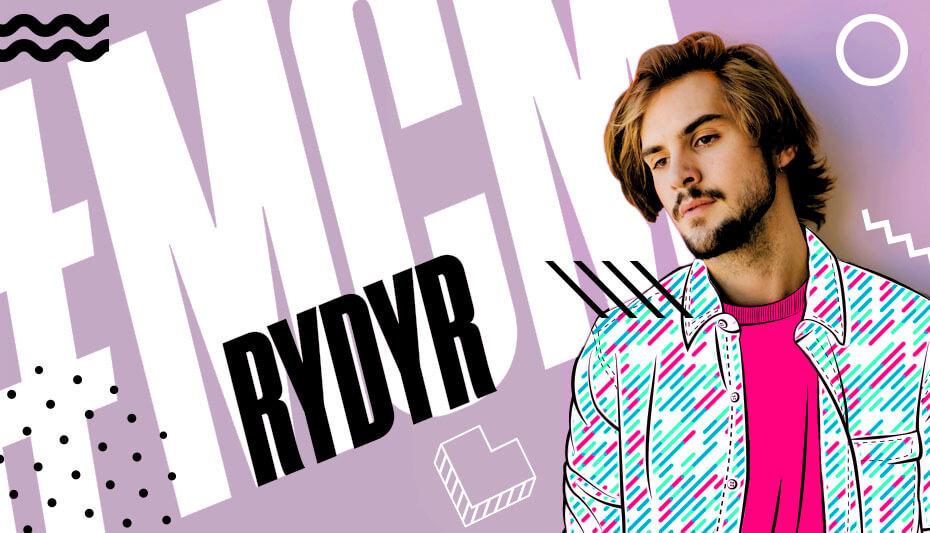 Cole Pendery RYDYR Man Crush Monday