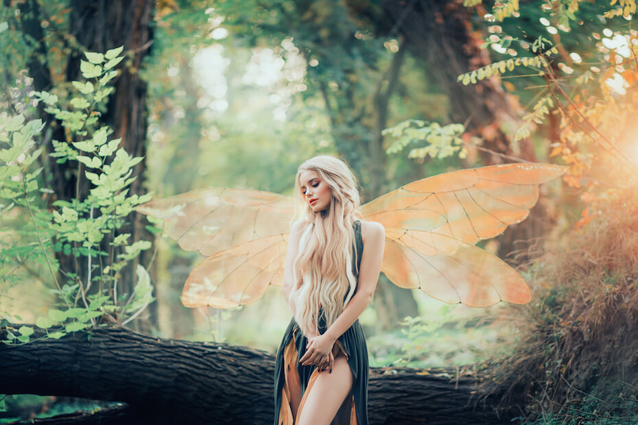 shutterstock-woman-dressed-as-fairy-in-forest-021820