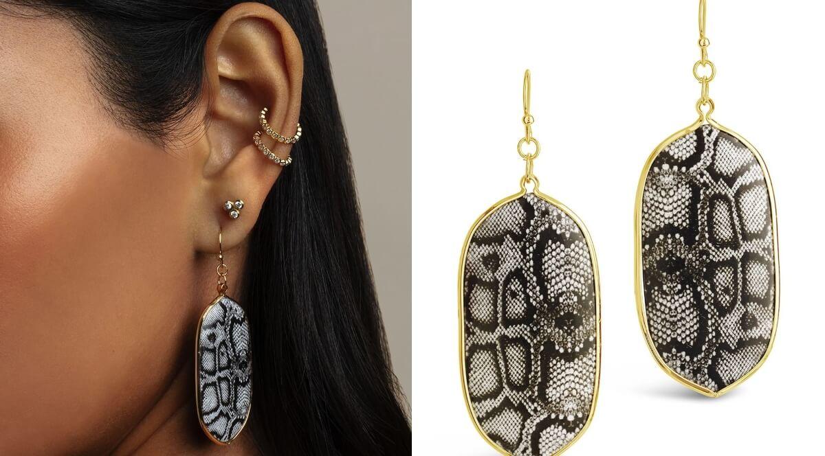 cute dangly earrings