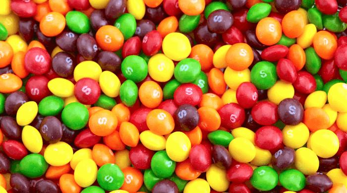 Target: Mixed Skittles image