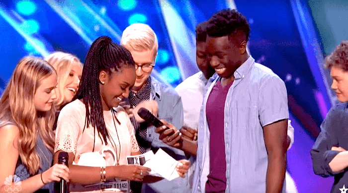 America's Got Talent Promposal