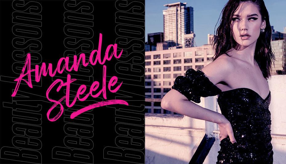 amanda steele beauty lessons