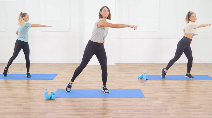tone it up workout