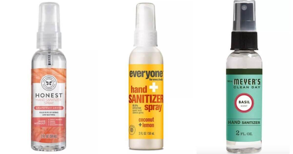 These Are The Best Smelling Hand Sanitizers