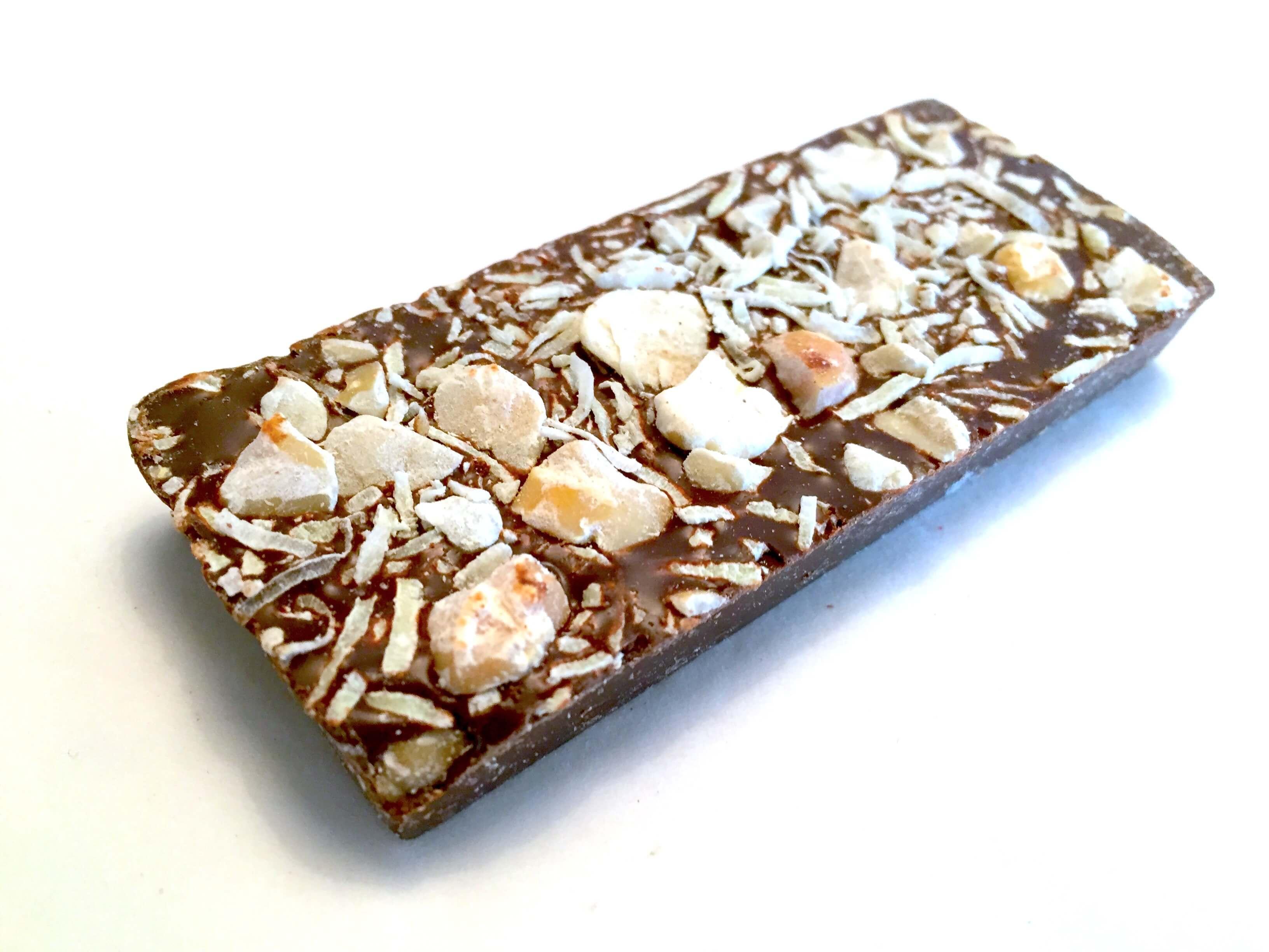 JoJo's Goes Hawaiian chocolate bar