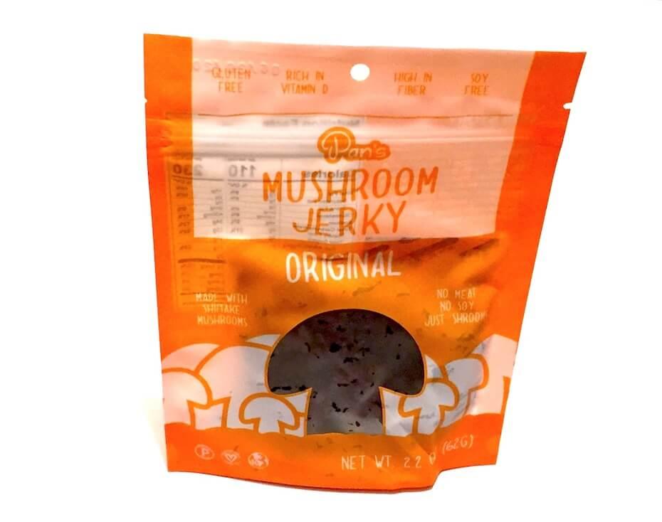 Pan's Mushroom Jerky Original Flavor