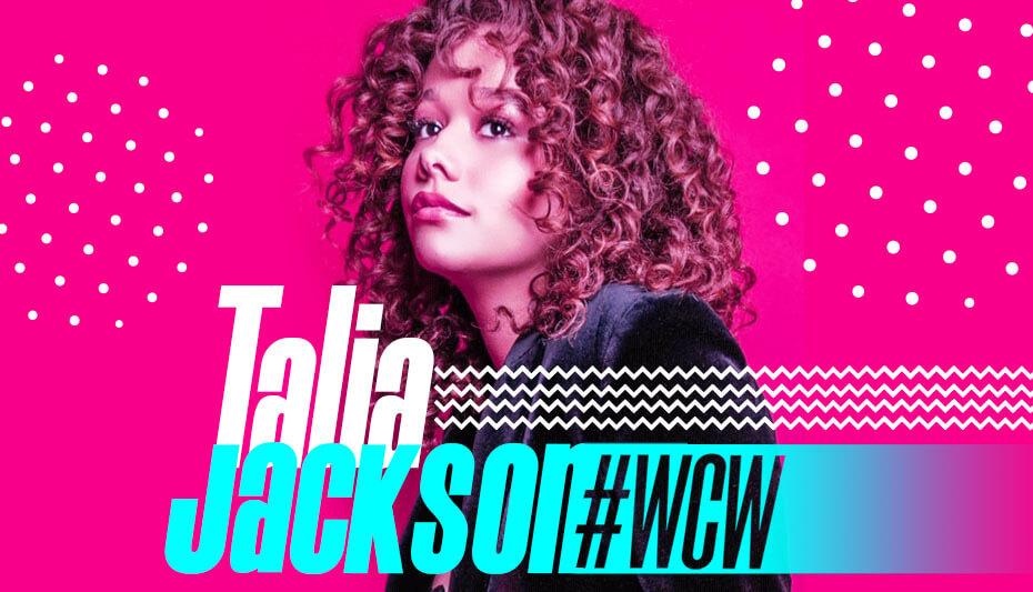 Talia Jackson Woman Crush Wednesday