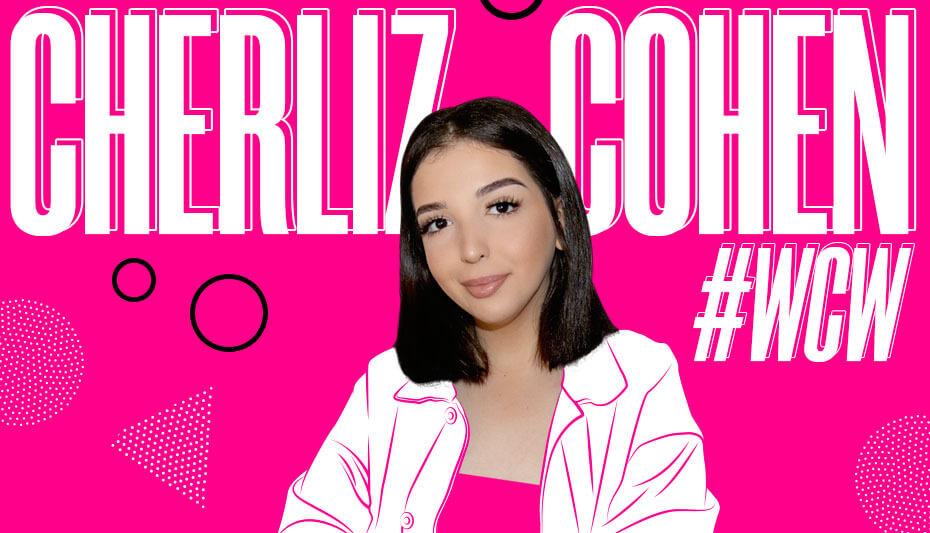 Cherliz Cohen Woman Crush Wednesday