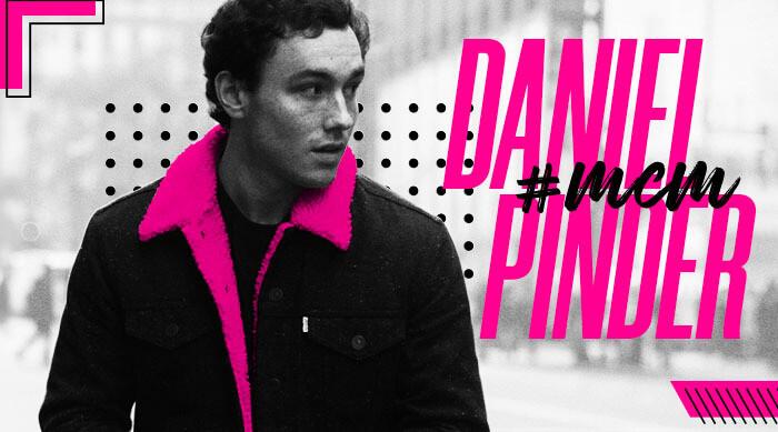 Daniel Pinder Man Crush Monday